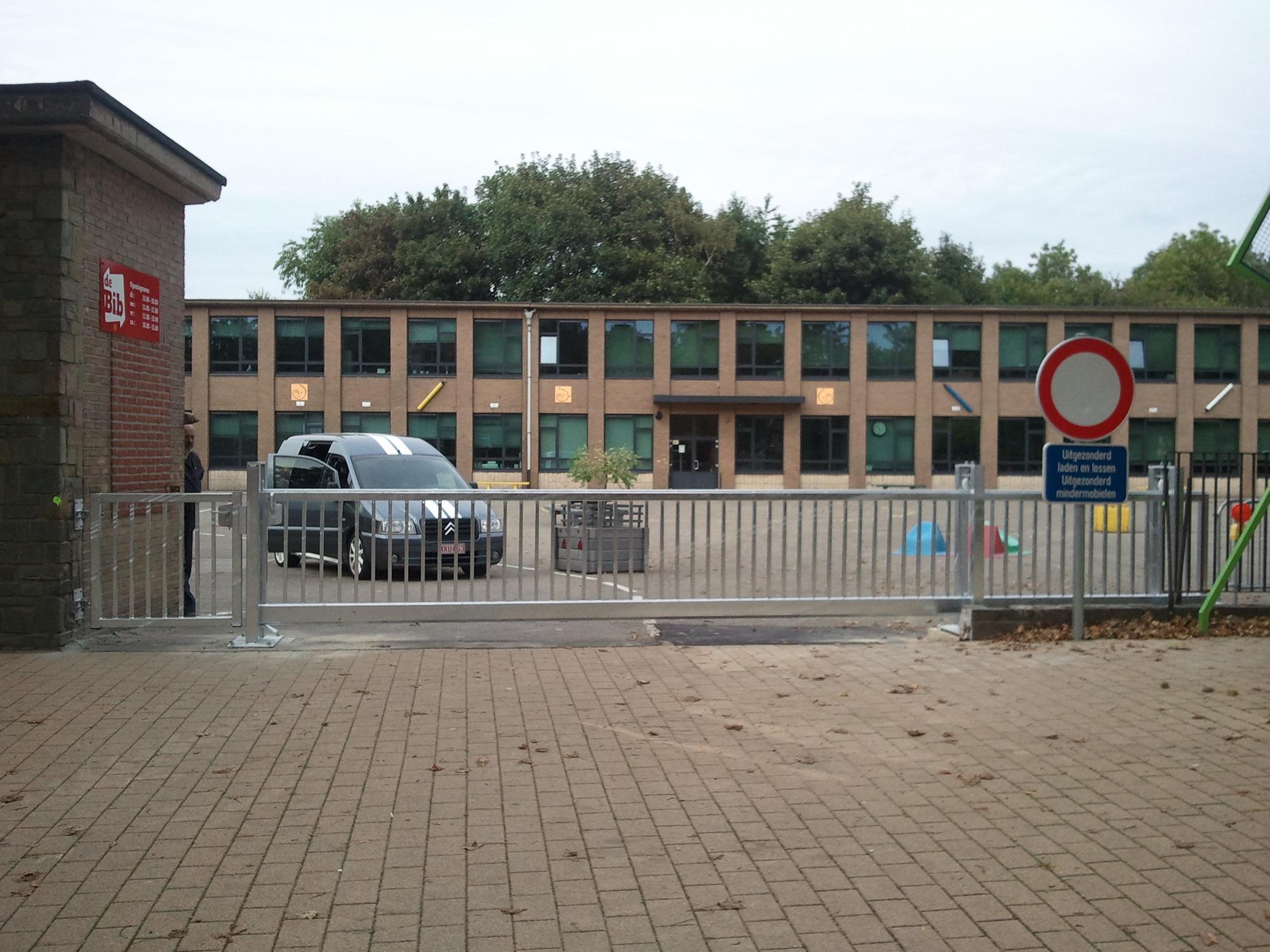 Schoolpoort
