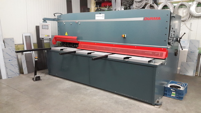 Knipbank 3000x10mm