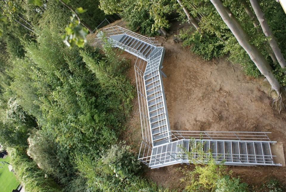 Beukenberg trap