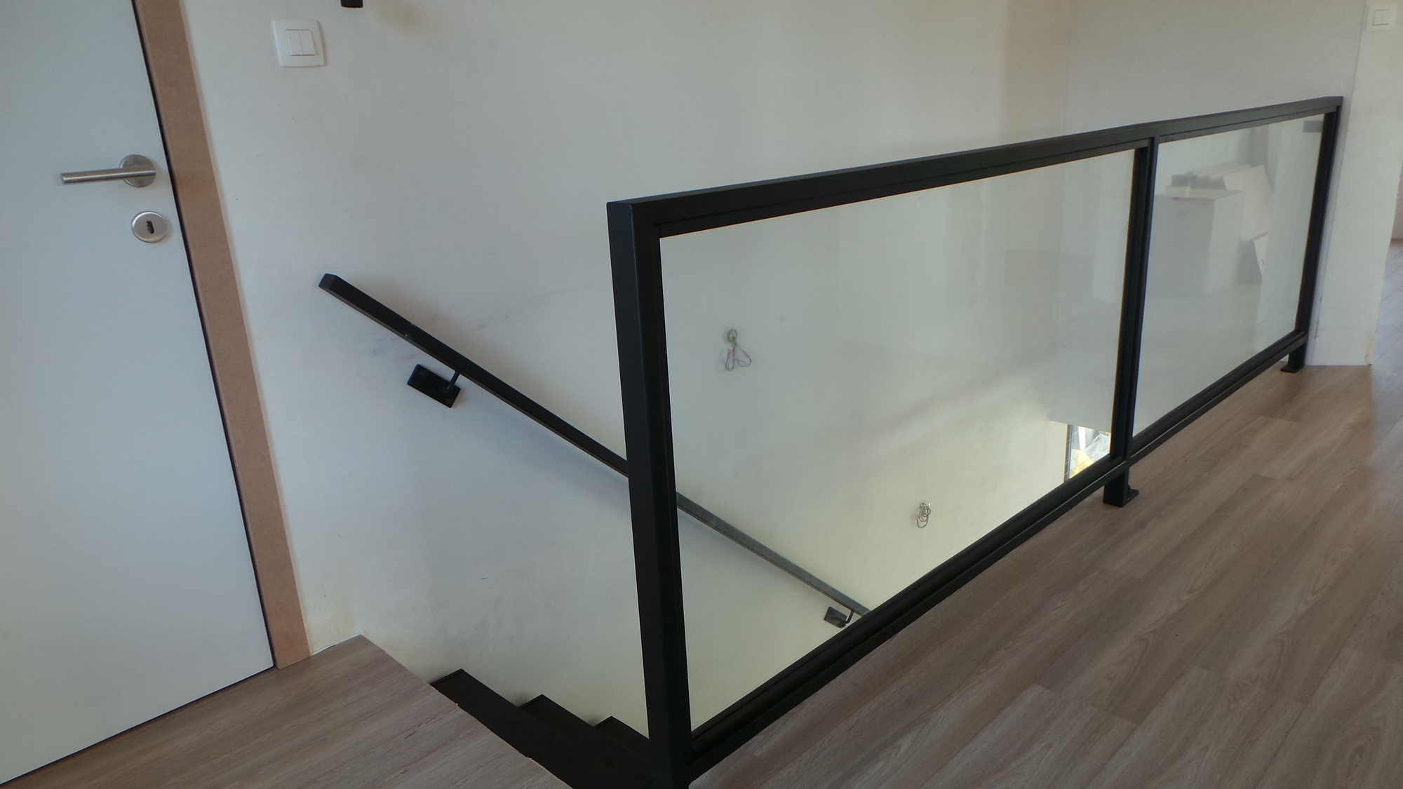 Glasbalustraden
